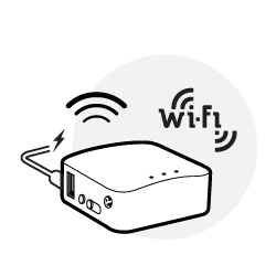 Internet Connection - Repeater
